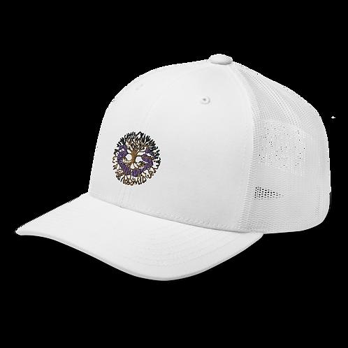 Virtual Footprints Official Merchandise Logo - Trucker Cap