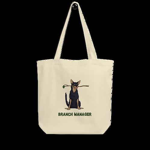 Branch Manager & Animal Totem - Eco Tote Bag