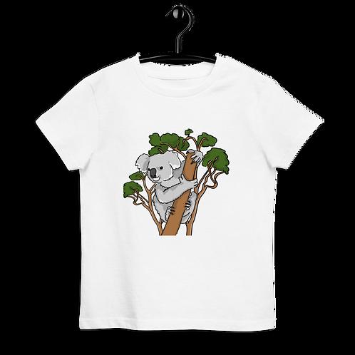 Virtual Footprints Official Merch - Koala - Organic cotton kids t-shirt