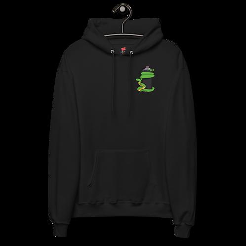 Snake In A Can - Unisex fleece hoodie