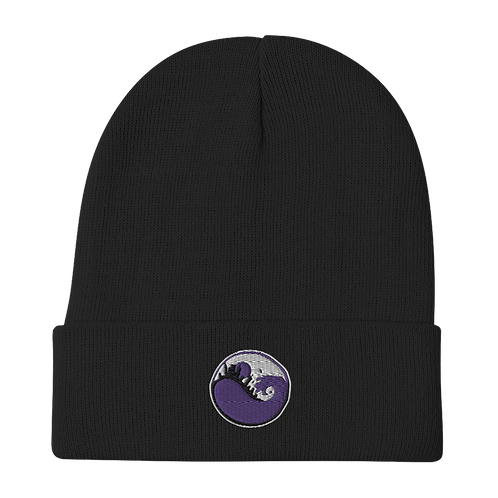 Liberatas Logo Play Create and Innovate- Embroidered Beanie