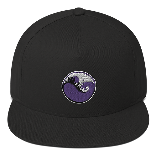 Liberatas Logo Play Create & Innovate - Flat Bill Cap