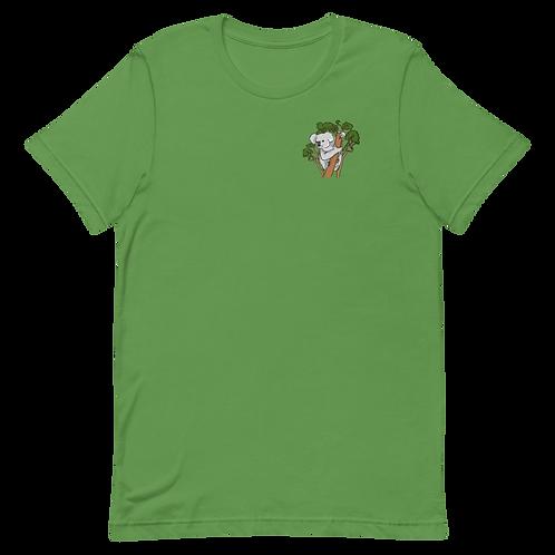 Virtual Footprints Official Merch - Koala - Short-Sleeve Unisex T-Shirt