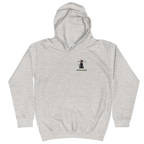 Branch Manager - Kids Hoodie