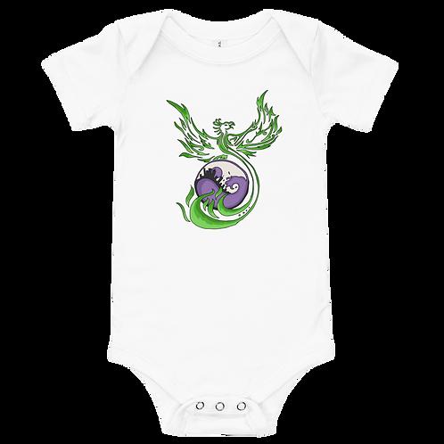 Phonenix - Baby short sleeve one piece