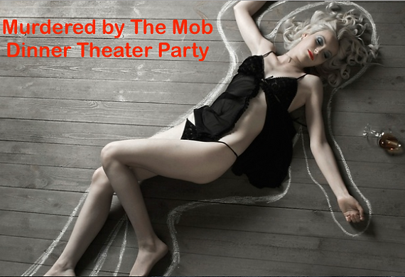 Murdered By The Mob Dinner Theater Promo