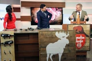 Cityline Dec 1 with Colin & Justin