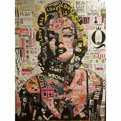 Marilyn in Pieces