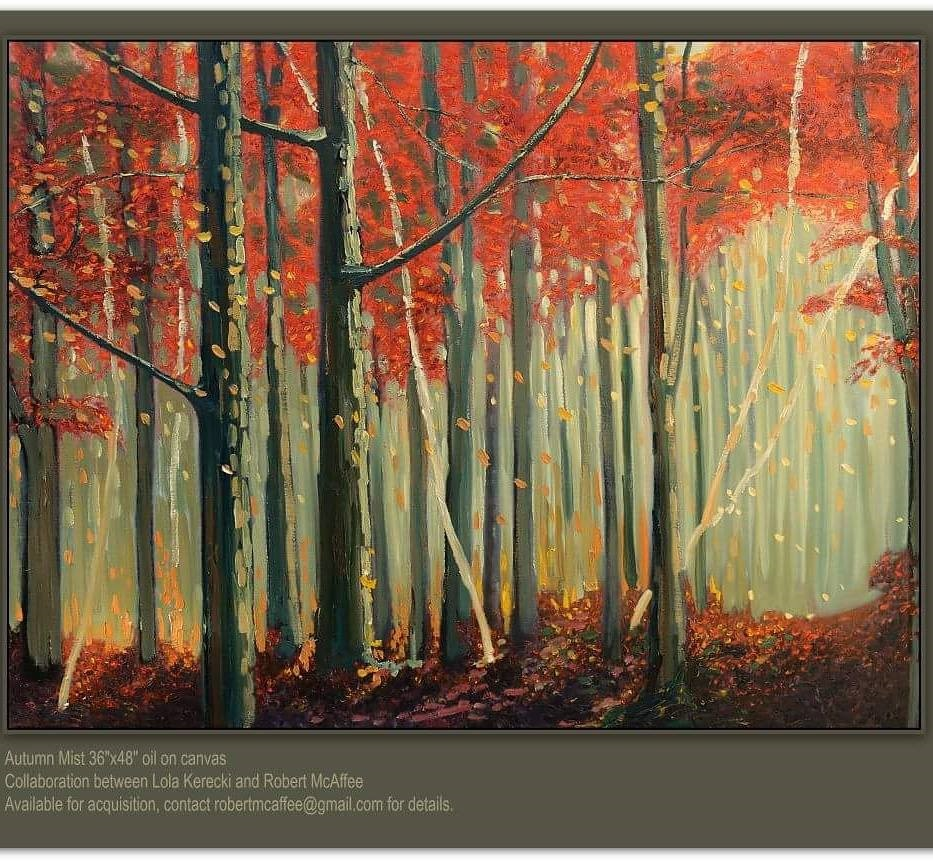 LOLA AND ROBERT MCAFFEE AUTUMN PAINTING.jpg
