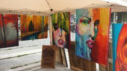 Shomberg Outdoor Artfest 2014