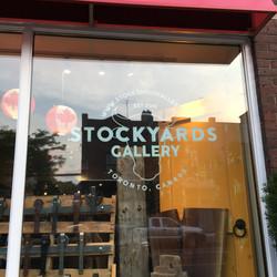 Stockyards Gallery Exterior