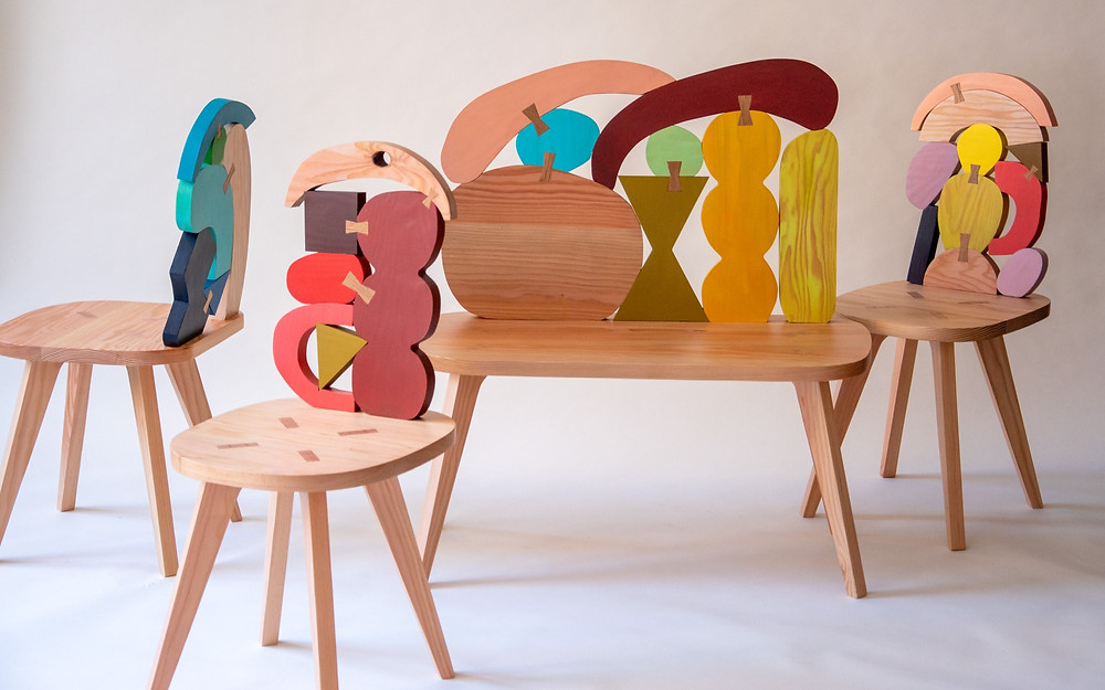 Donna Wilson - Abstract Assembly - London Design Festival