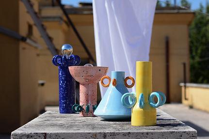 Arianna de Luca ceramics