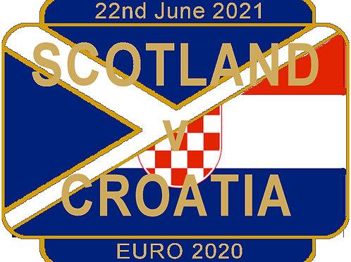 Croatia Euro 2020 Group D