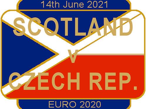Czech Rep. Euro 2020 Group D