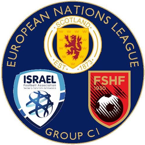 Nations League Badge 2018