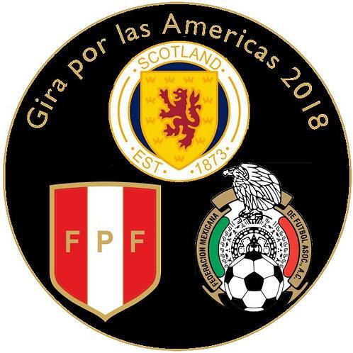 Gira Por Las Americas 2018