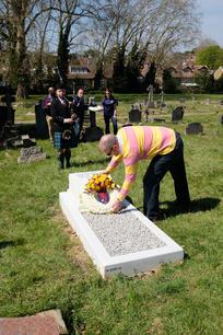 AW Grave Restoration April 2021