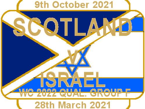 Israel WC22 Qualifying Group F