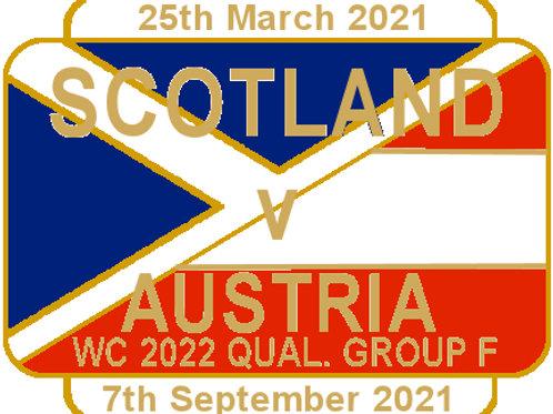 Austria WC22 Qualifying Group F