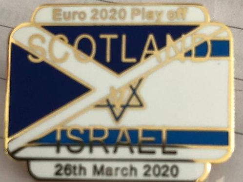 EURO 2020 Play-Off Semi Final Match Badge