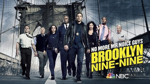 Brooklyn Nine-Nine. Very Noice! Very Toit!