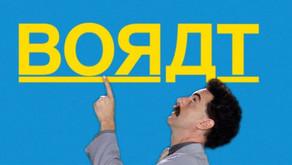 Borat Subsuquent Moviefilm: Cringe, Laugh and Pray