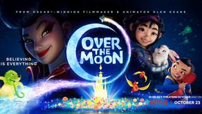 Over The Moon: Linda e imaginativa