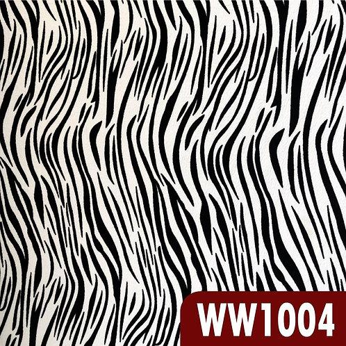 ผ้าวูลเวฟพิมพ์ลาย ww1004