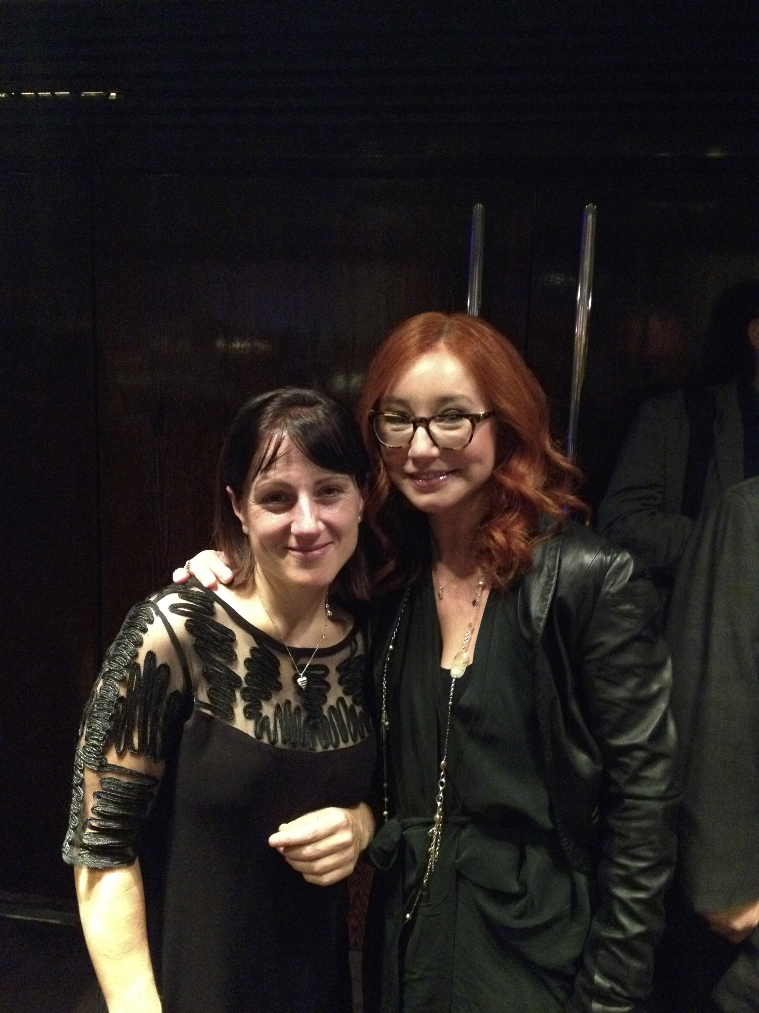 Katherine Rockhill (Amos - Light Princess Pianist) and Tori Amos - Light Princess