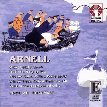Arnell CD - Locrian Ensemble