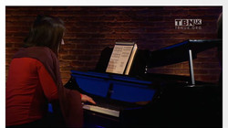 TBN UK Sacred Harmony TV Programme Presented by Simon Lole-Katherine Rockhill-Pianist