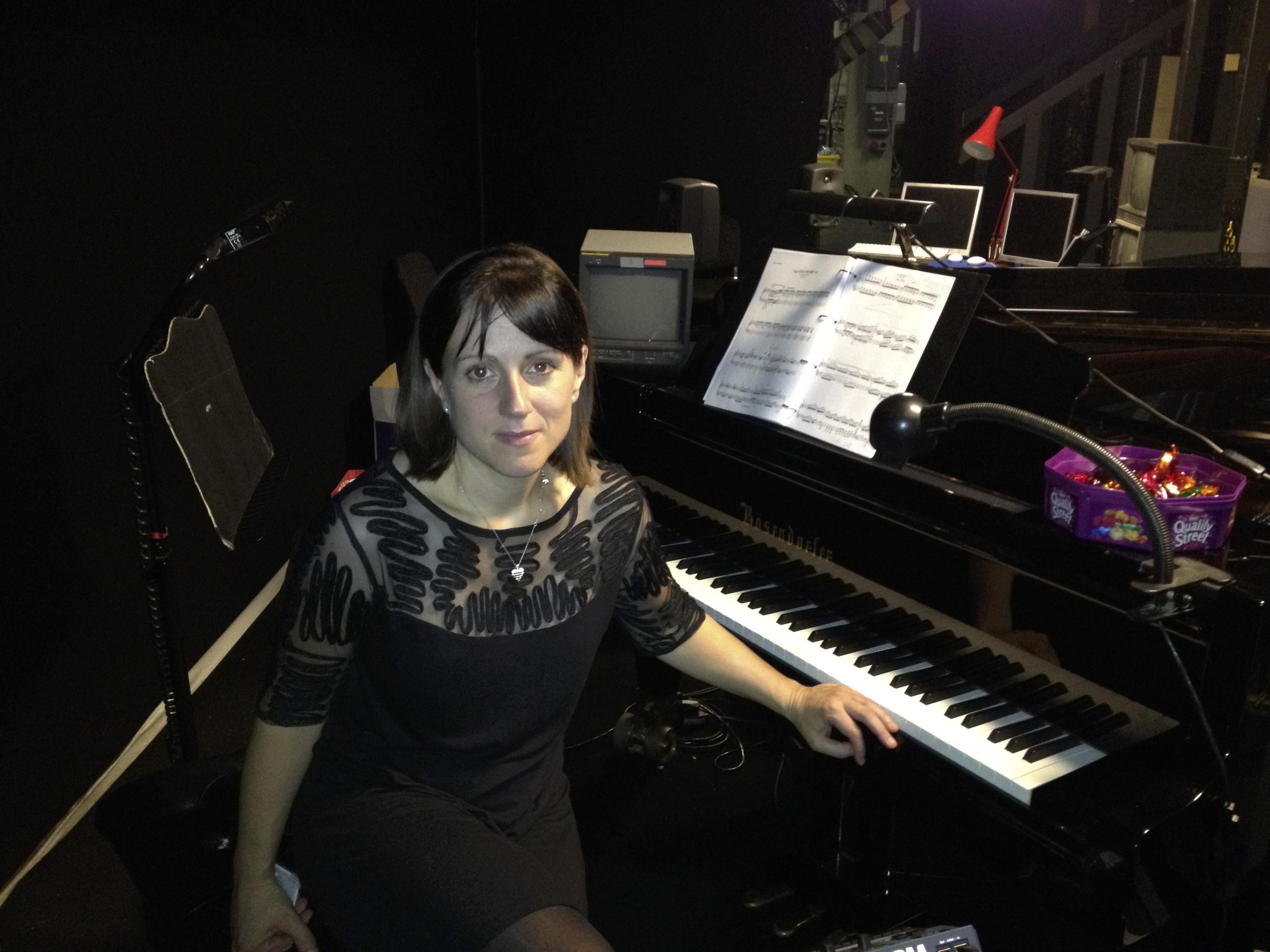Katherine Rockhill - Pianist