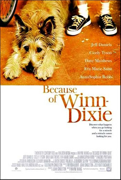 Because of Winn Dixie Soundtrack