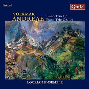 Locrian Ensemble - Katherine Rockhill - Volkmar Andreae GMCD7307