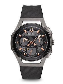 Men's Curv Chronograph Watch