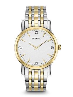 Men's Diamond Watch