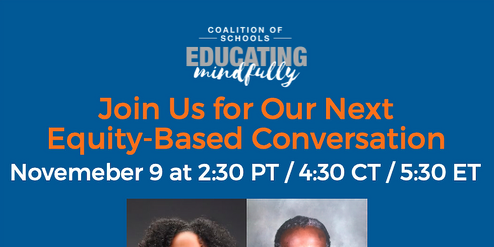 COSEM Equity Convo featuring Khayree Bey