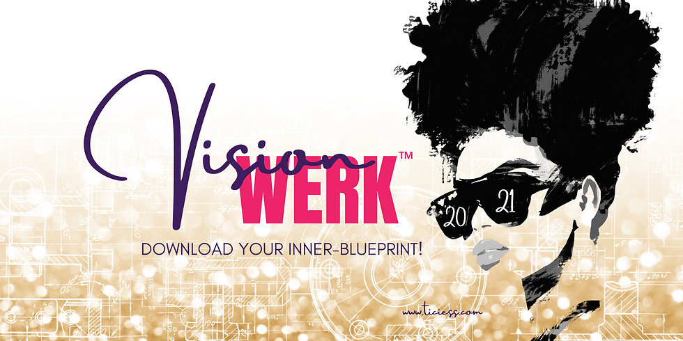 VISIONWERK™ 2021: Download Your Inner Blueprint