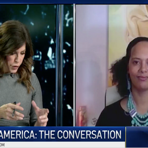 Interview with NBC: Making Peace With Healing From Hundreds of Years of Oppression