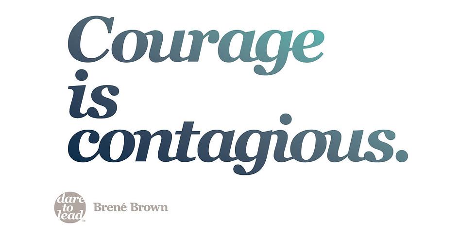 Keynote - Courageous Leadership