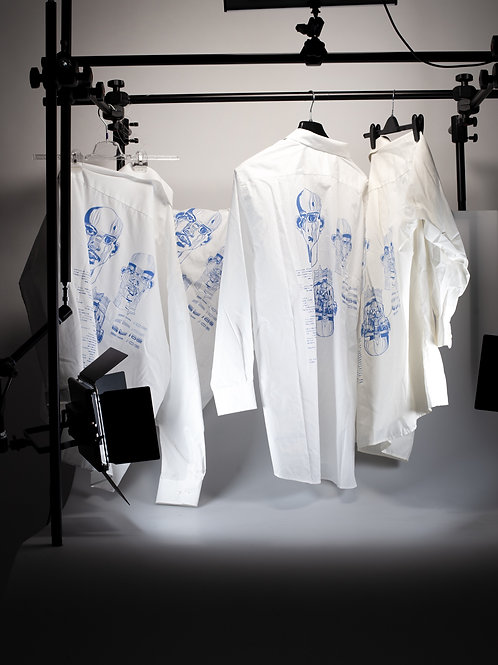 DREIGESICHTER Vintage Shirts