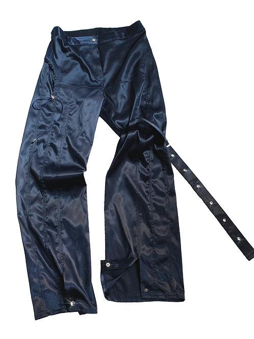 COMMON SHAPE_belt pants