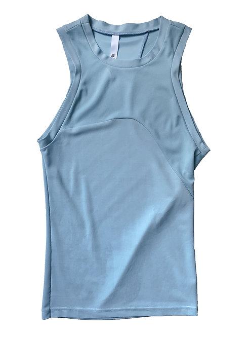COMMON SHAPE_light blue top