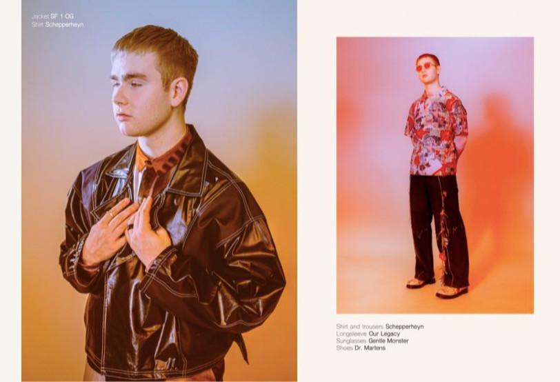 Mura Masa for OE Magazine