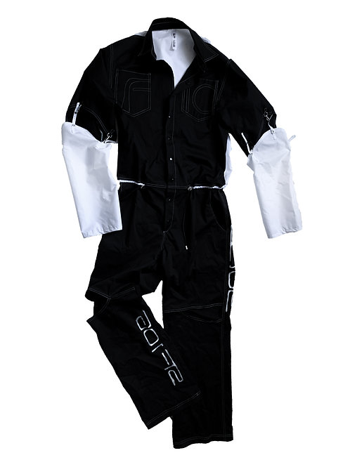COMMON SHAPE_overall suit