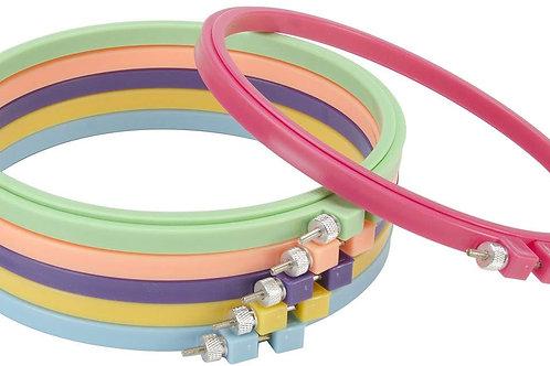 """6"""" Plastic Hoop"""