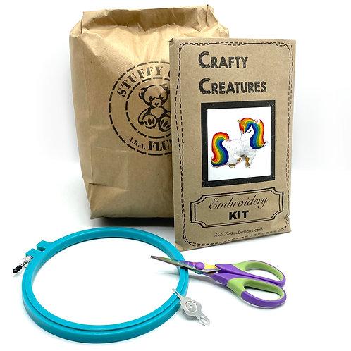 Deluxe Crafty Creatures Starter Kit
