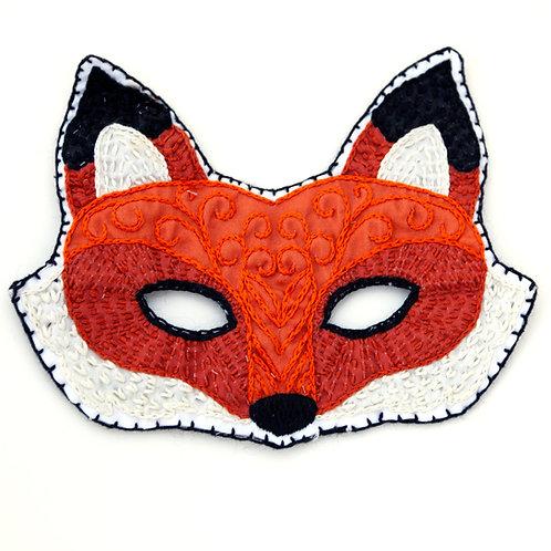Fox Mask Sewing Kit