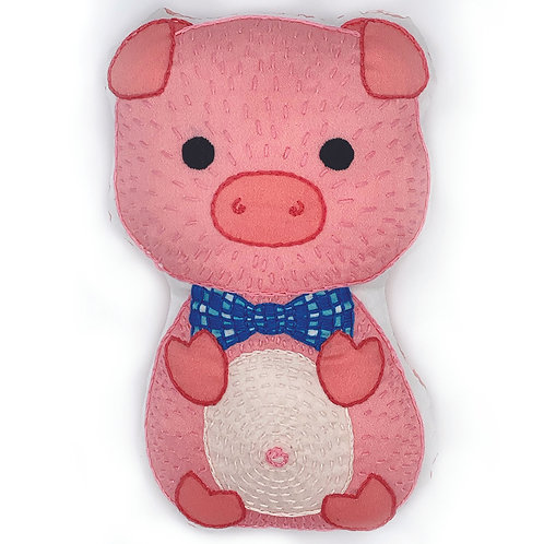 Piggy Sewing Kit